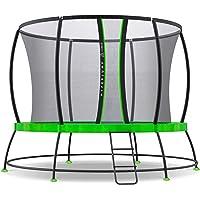 Lifespan Kids 8ft Hyperjump 3 Springless Trampoline Set