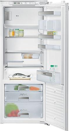 Siemens KI25FA65 Einbau Kühlschrank / A++ / Kühlen: 127 L / Gefrieren: 27 L  / Mit Gefrierfach / SafetyGlass / Flachschanier: Amazon.de:  Elektro Großgeräte