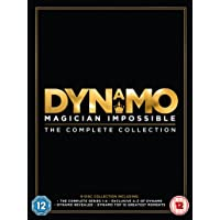 Dynamo - Magician Impossible: Series 1-4 [DVD]