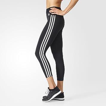 9343486c2ef6e adidas Women's Essentials 3-stripes Tight: Amazon.co.uk: Sports ...