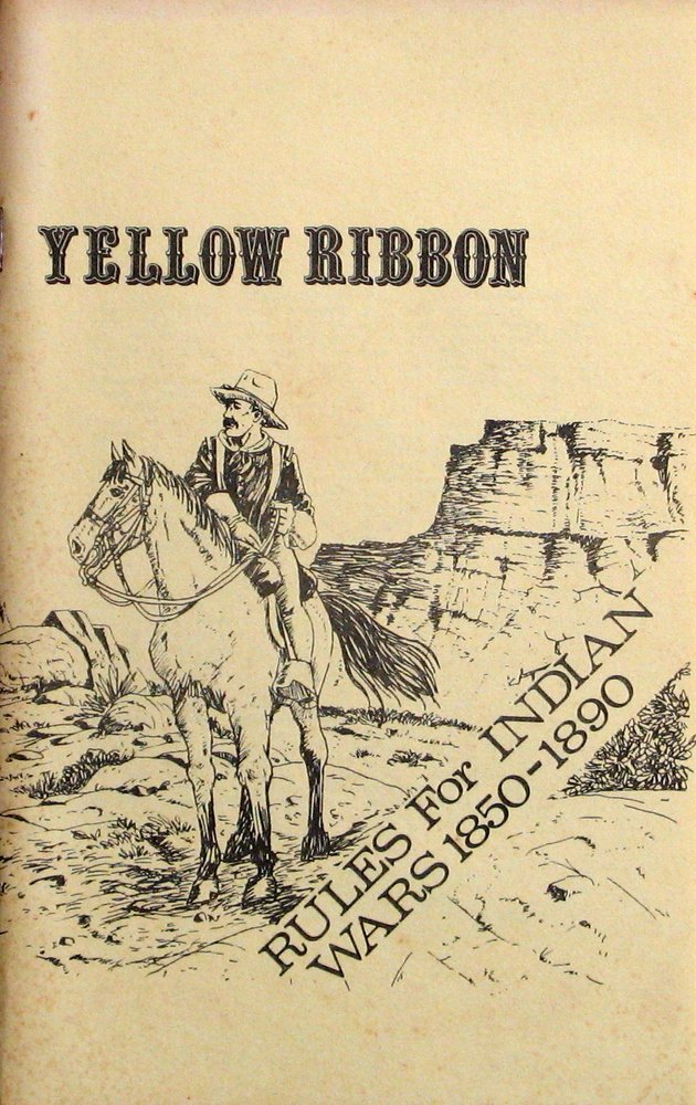 Verenigde Staten RIBBON INDIAN WARS CAMPAIGN