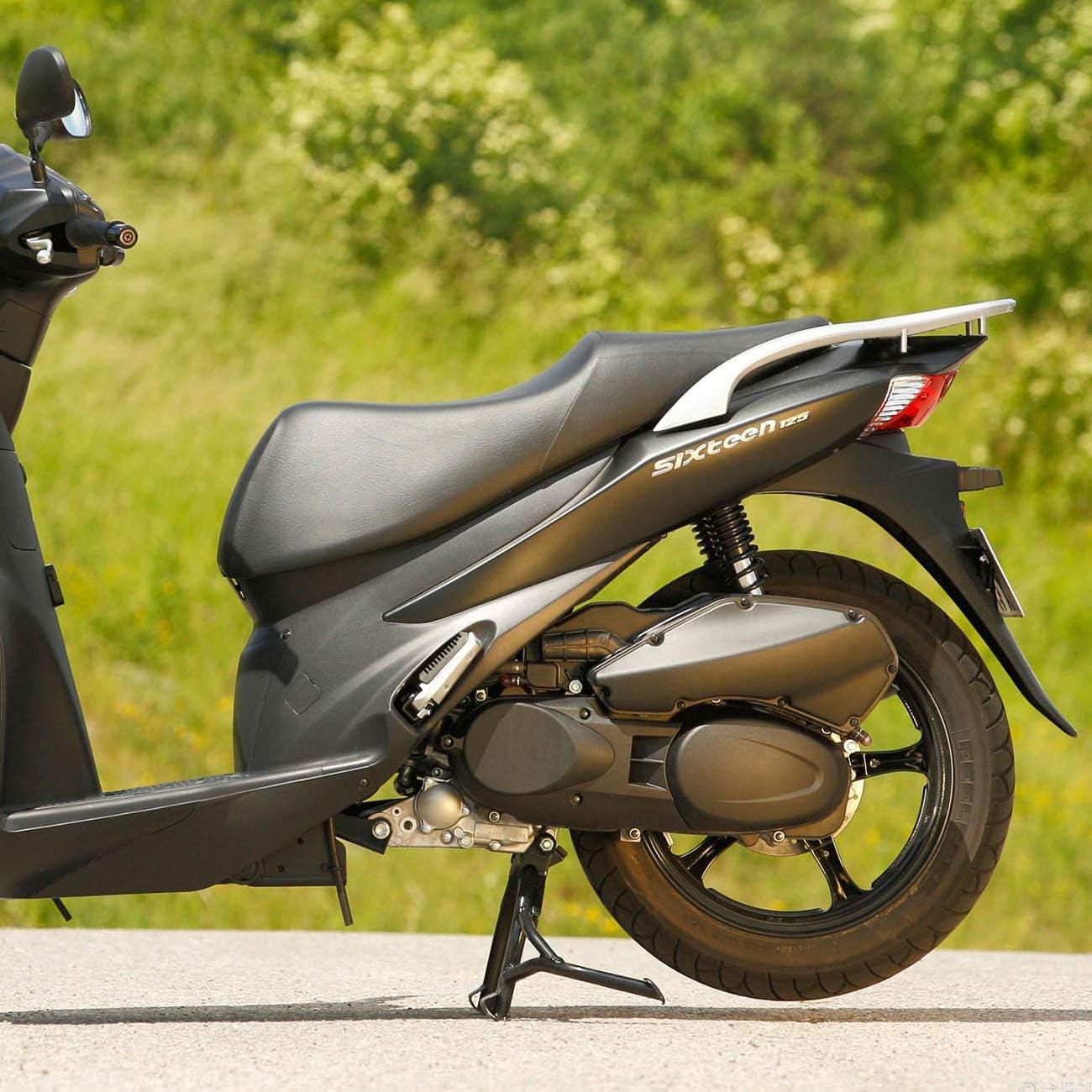 Couvre Selle Si/ège en Cuir Taille XL LIHAO Housse de Selle Imperm/éable pour Moto Scooter