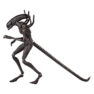 Hiya Toys Alien Covenant: Xenomorph 1:18 Scale 4 Inch Acton Figure: Toys & Games