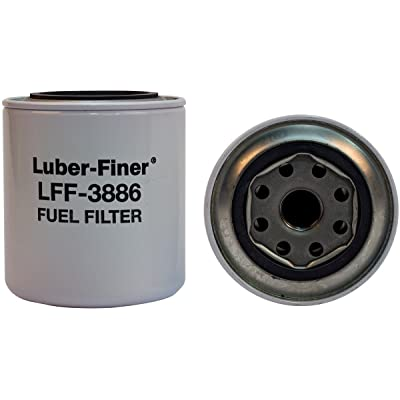 Luber-finer LFF3886 Heavy Duty Fuel Filter: Automotive