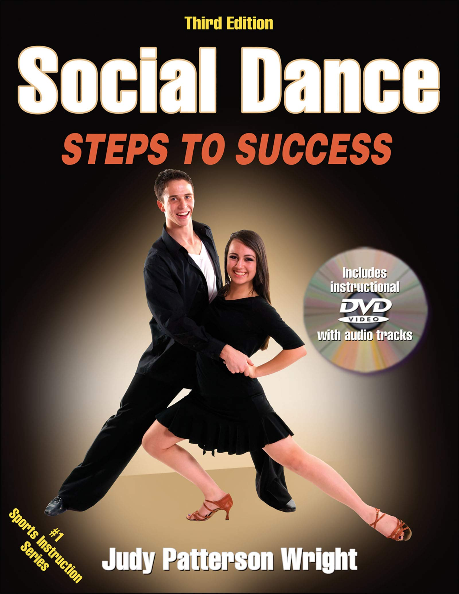 Social Dance Steps To Success Sts Activity Cool Moves Step By Salsa Diagram Judy Patterson Wright 9780736095075 Books