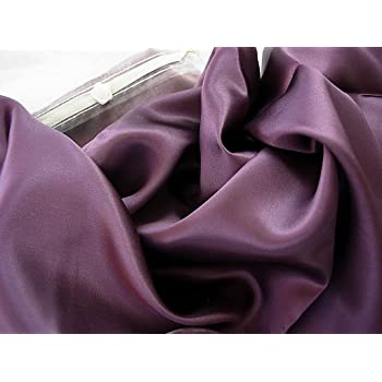 Amazon Com Plum Luxury 100 Silk Pillowcase Hair Amp Facial