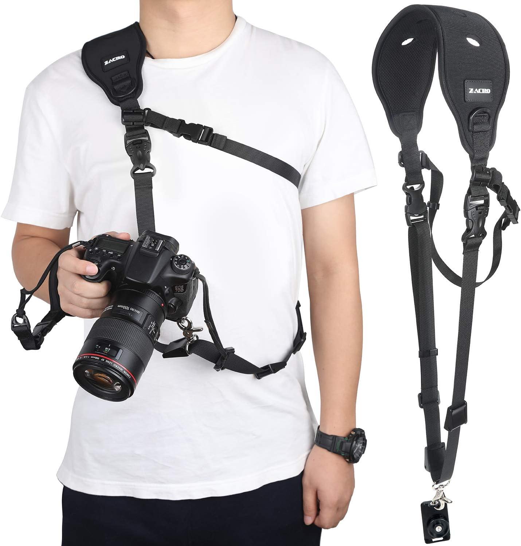 Camera Belt Accessory Quick Decompression Camera Strap SLR Camera Strap for SLR DSLR Digital Camera Shoulder Strap Durable