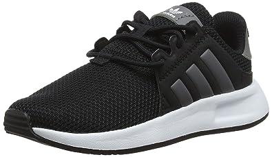 | adidas Originals X_PLR C BlackGrey Four