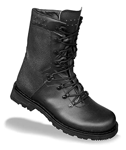 Mil-Tec BW German Army Combat Boots Type 2000 Black size 6 US / 5