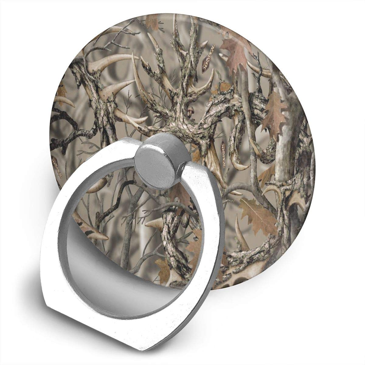 Amazon com: Realtree Camo Phone Ring Stand 360 Degree
