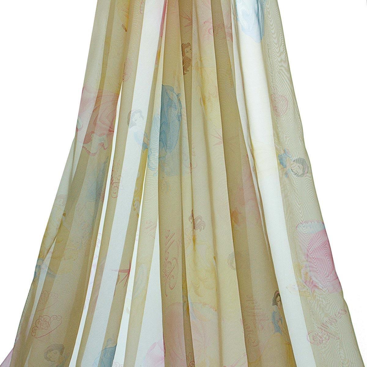 Panna M757 Tenda Disney Principesse Princess Velo al metro altezza 300 cm