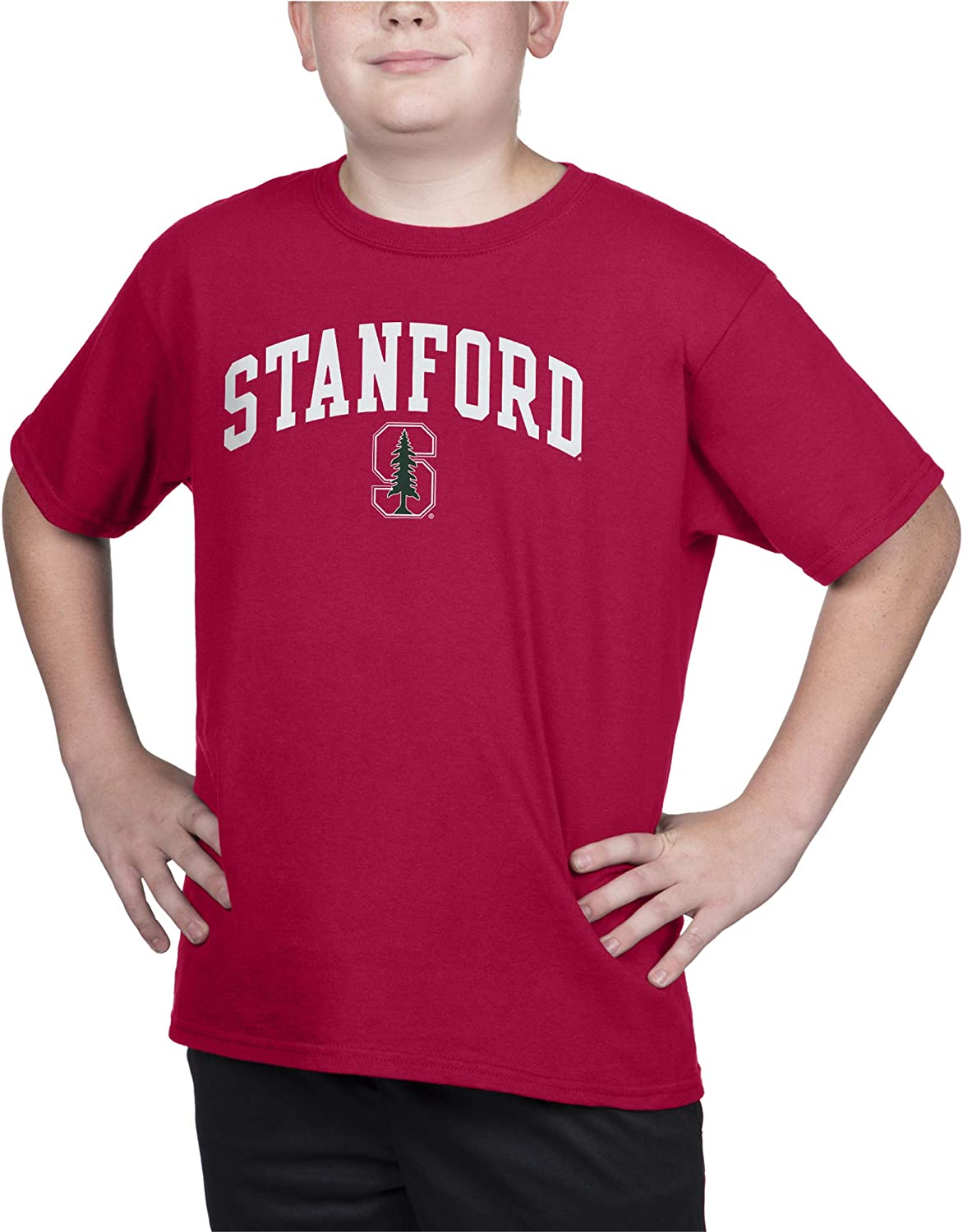 Top of the World Youth Boys Team Color Short Sleeve Arch Tee