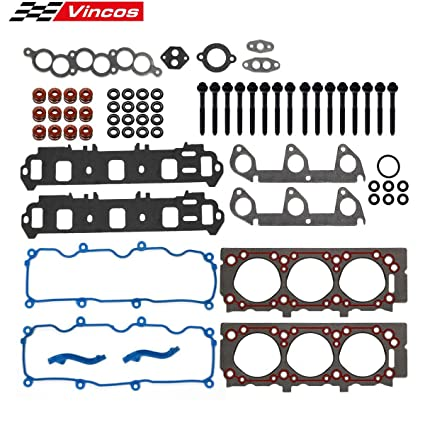 Amazon Com Cylinder Head Gasket With Bolts Kit Fits For 1998 99