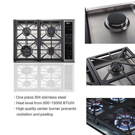 Amazon.com: burntouch de alta tecnología inteligente ...