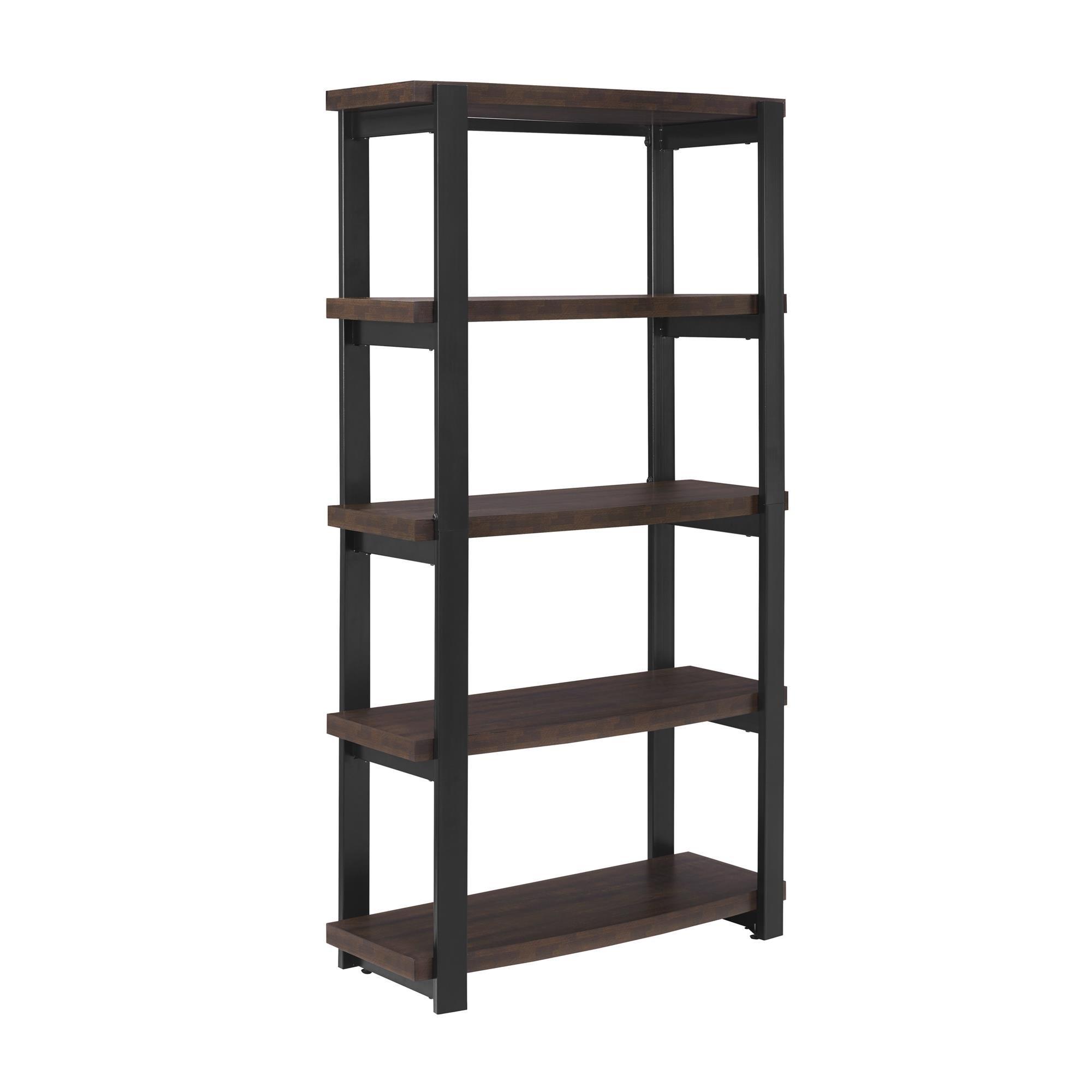 Ameriwood Home 9664096COM Castling Wood Bookcase, Espresso