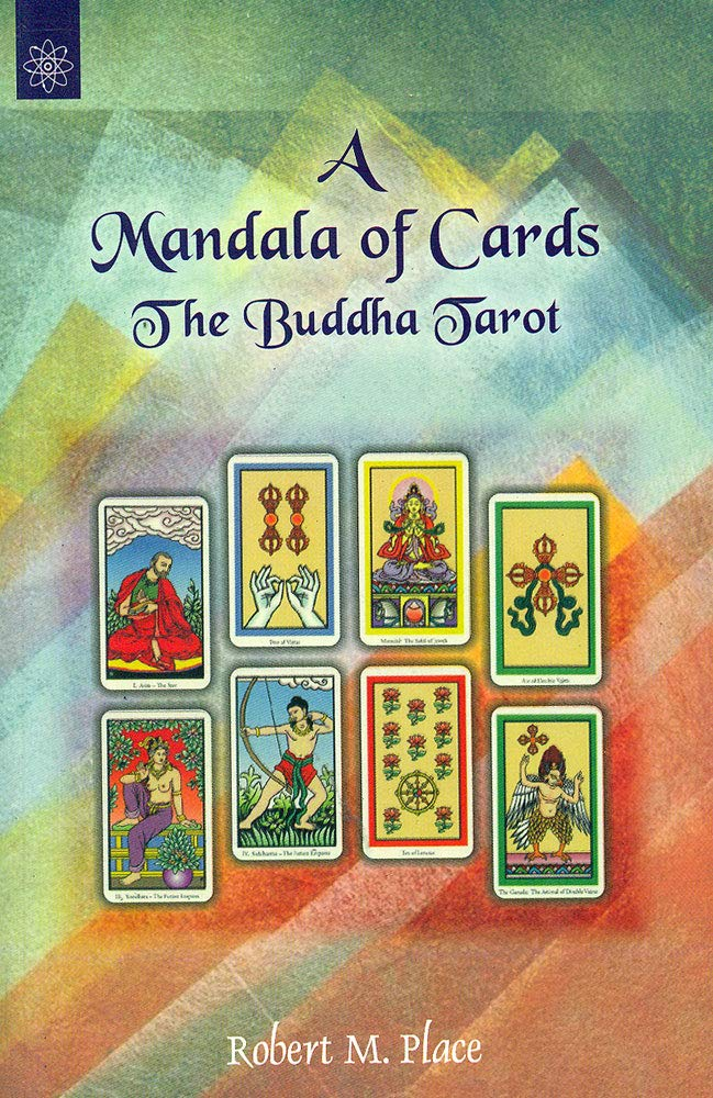 A Mandala of Cards: The Buddha Tarot: Amazon.es: Place, Robert: Libros en idiomas extranjeros
