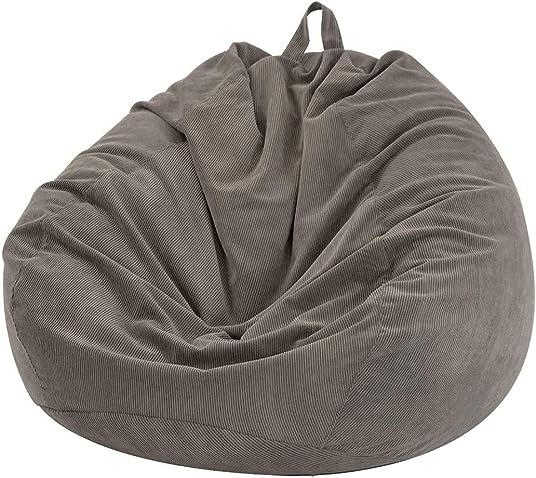 Nobildonna Stuffed Storage Bird's Nest Bean Bag Chair Cover No Filler Review