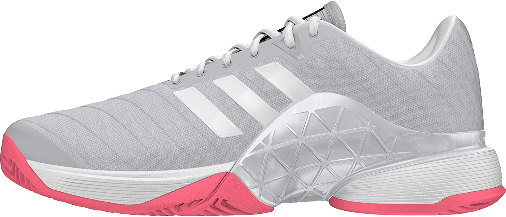 adidas Barricade 2018 W, Chaussures de Tennis Femme: Amazon