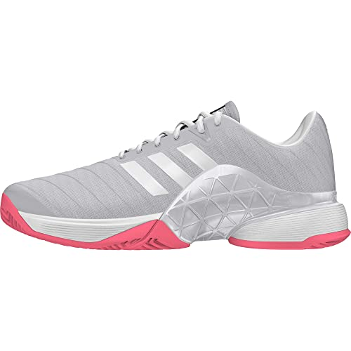 adidas Barricade 2018 W, Chaussures de Tennis Femme: Amazon ...