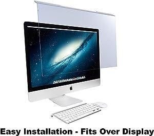EYES PC Blue Light Screen Protector Panel for Apple iMac 21.5
