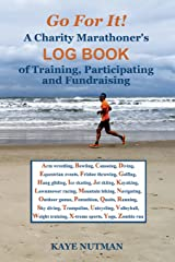 A Charity Marathoner's Log Book: Training, Participating, and Fundraising Paperback