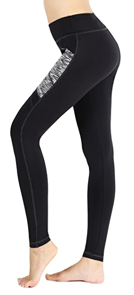 Amazon.com: Sugar Pocket Womens Outdoor Workout Tights ...