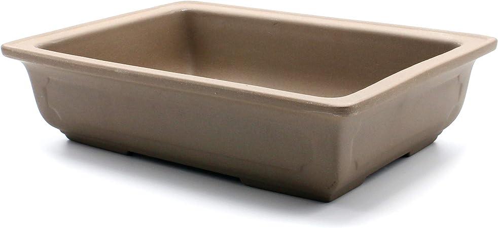 Bonsai Ceramic Pots Japanese Green Ceramic Pot Is 8x5.5/'/' Inches Best Gift
