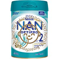 Nestlé NAN OPTIPRO 2 Can Top, 850 Grams