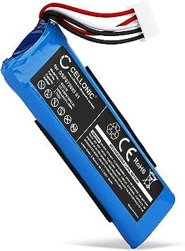 Oferta amazon: CELLONIC® Batería Premium Compatible con JBL Flip 4, Flip 4 Special Edition, GSP872693 01 3000mAh Pila Repuesto bateria