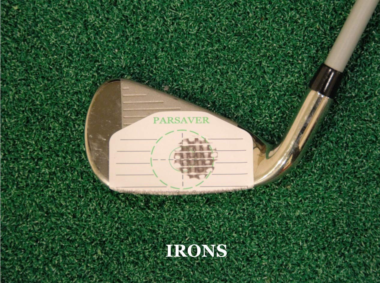 Amazon.com: Cinta de impacto Parsaver para golf, 200 ct ...