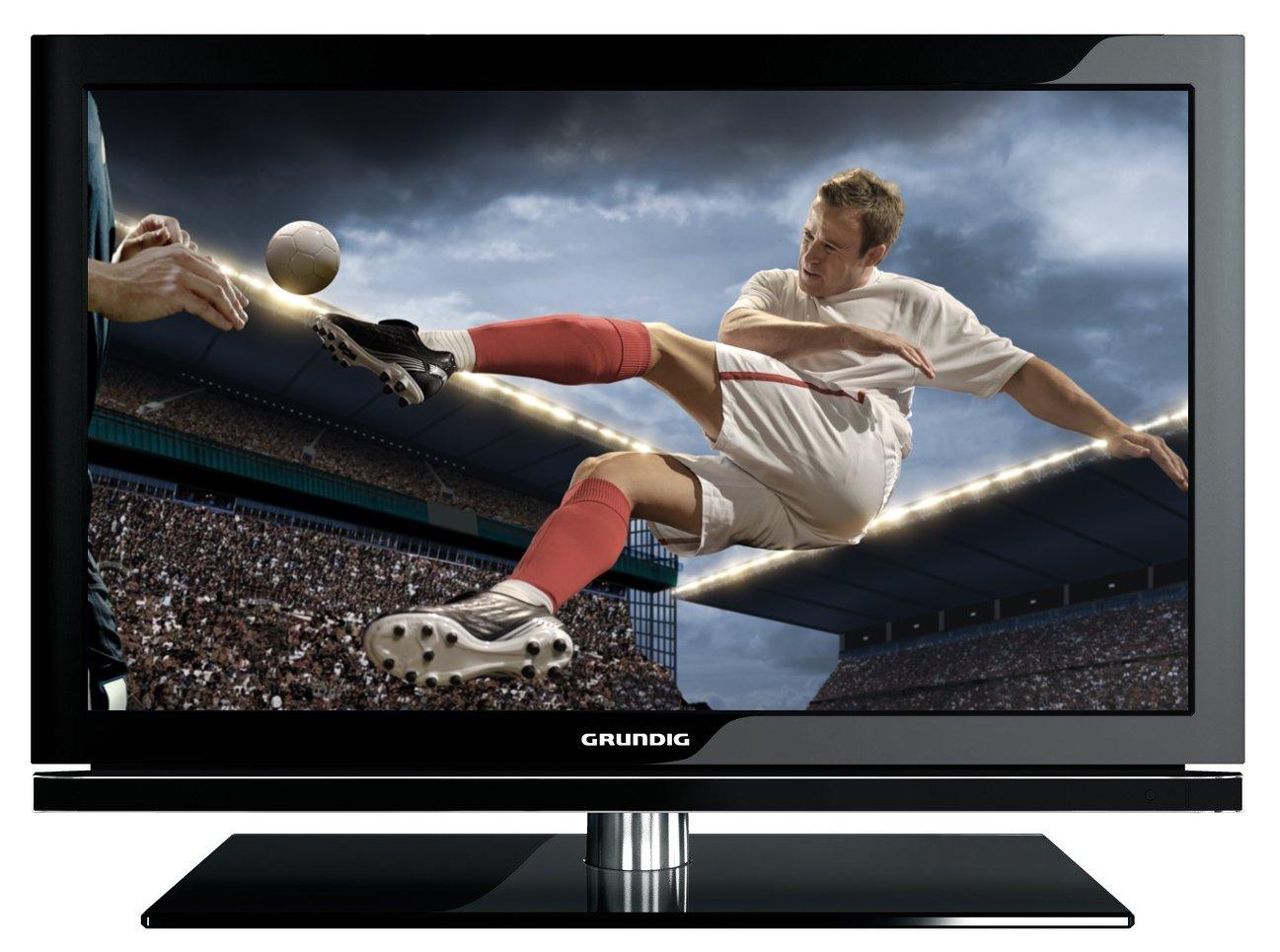 Grundig 26 VLE 8200 BL - Televisor con retroiluminación LED ...