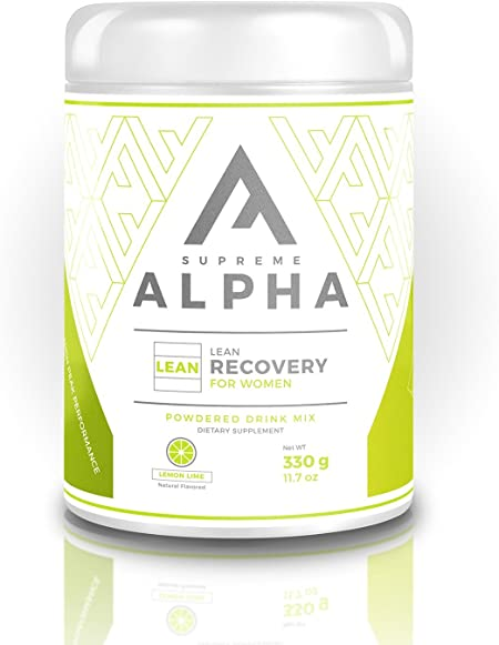 Supreme Alpha Lean, Post Workout Recovery and Immune System Booster Supplement for Women, BCAAs,