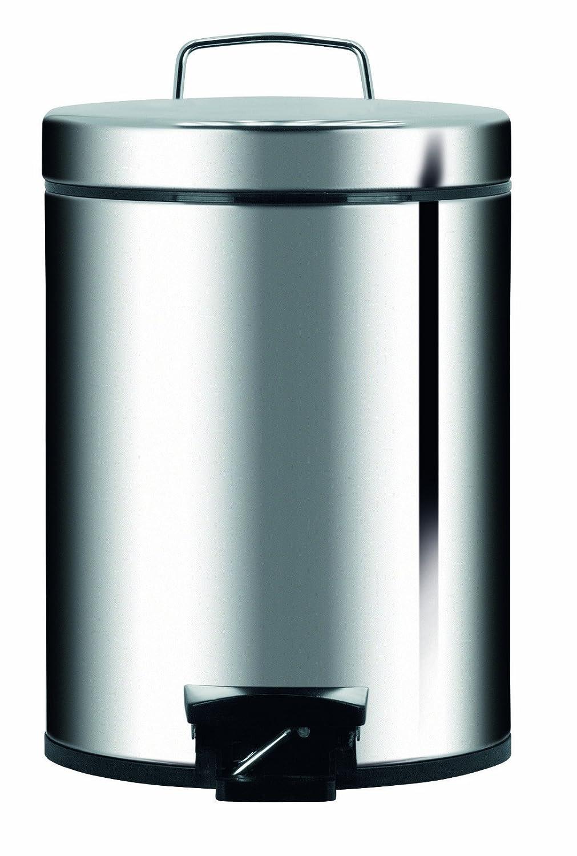 ブラバンシア ダストボックス ペダルビン 5L クローム 389146 B00008WV7Vクローム