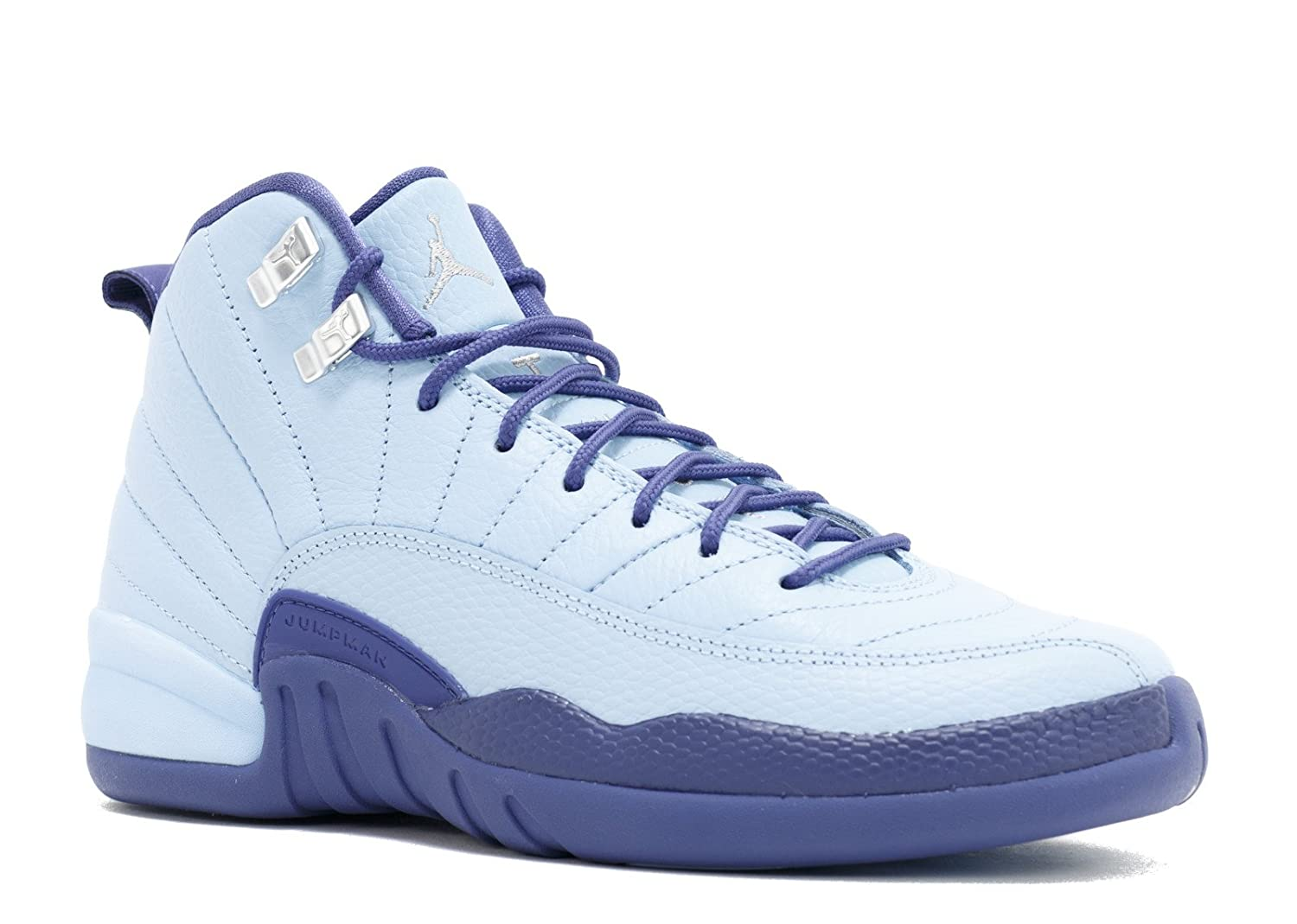 buy popular 5b674 eb429 Amazon.com   NIKE Air Jordan 12 Retro GG (GS)  Hornets  - 510815-418 - Size  6   Basketball