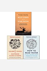 How To Read Water, Walker's Guide to Outdoor Clues and Signs and Wild Signs and Star Paths 3 Books Collection Set Paperback