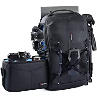 Endurax Camera Backpack with Shoulder Camera Bags