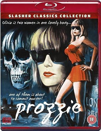 Prozzie (aka Olivia) [Blu-ray]: Amazon co uk: Suzanna Love
