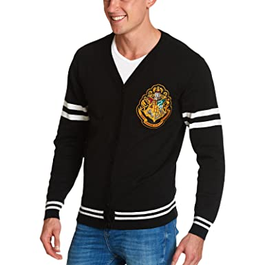 5ff83ab50581c Harry Potter Cardigan crête Elbenwald: Amazon.fr: Vêtements et ...