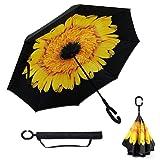 Mobarta Inverted Umbrella Double Layer Reverse