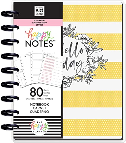 Amazon.com: The Happy Planner - Diario clásico guiado ...