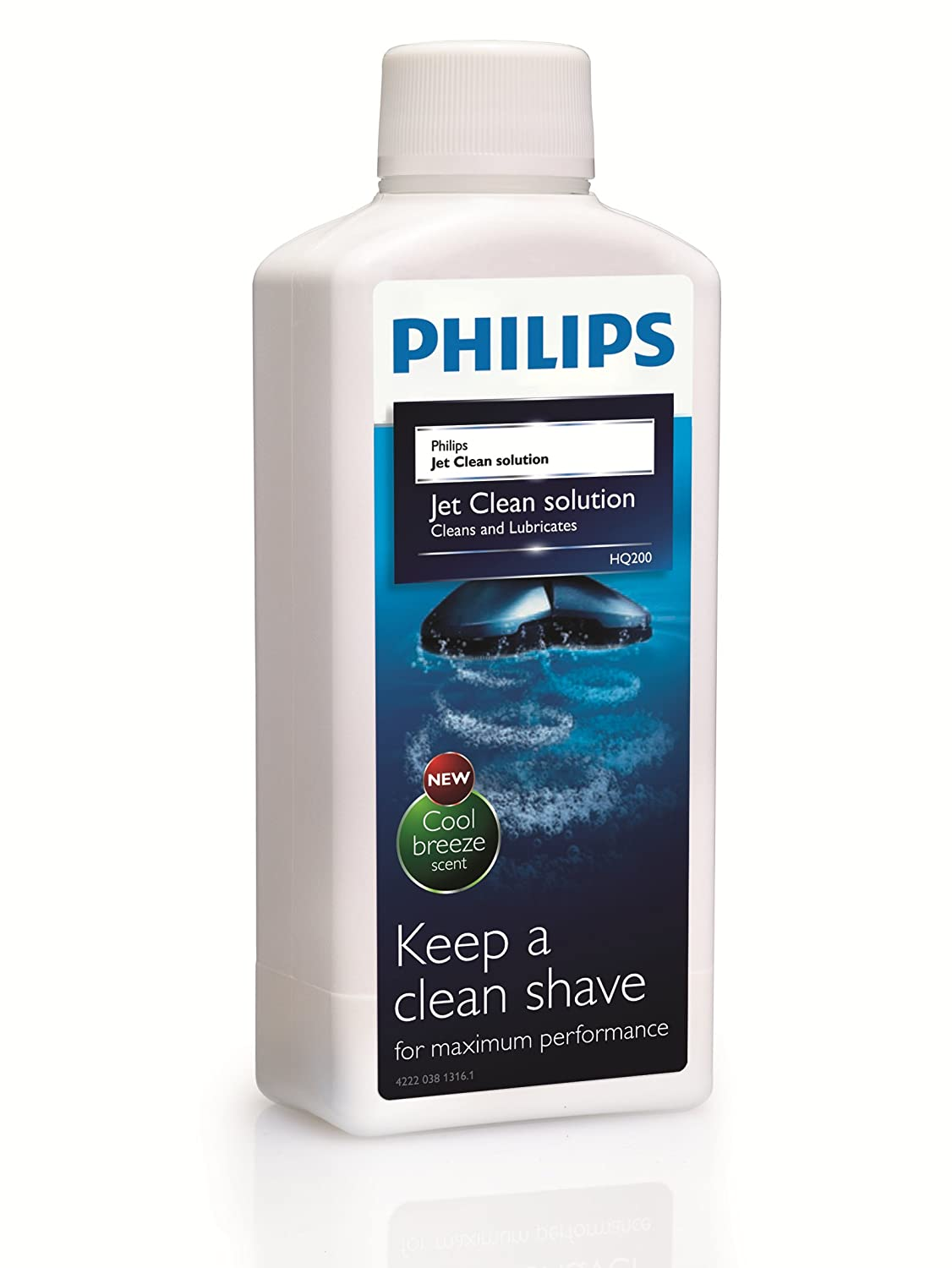 Philips Jet Clean Solution with Cool Breeze Scent 900ml Pack of 3 HQ203/50