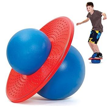 Asab Rock N Hopper equilibrio Pogo Lolo pelota plástico Junta ...