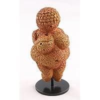 Mini Escultura de la serie Pocket Art - Venus de Willendorf - resina, 10cm,
