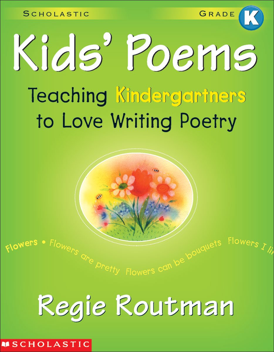 amazoncom kids poems grades k 9780590017978 regie routman books