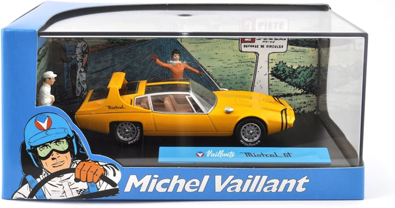 MICHEL VAILLANT    VAILLANTE  MISTRAL GT