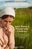 Amish Women of Pleasant Valley: Four Books-in-One: Volume 1