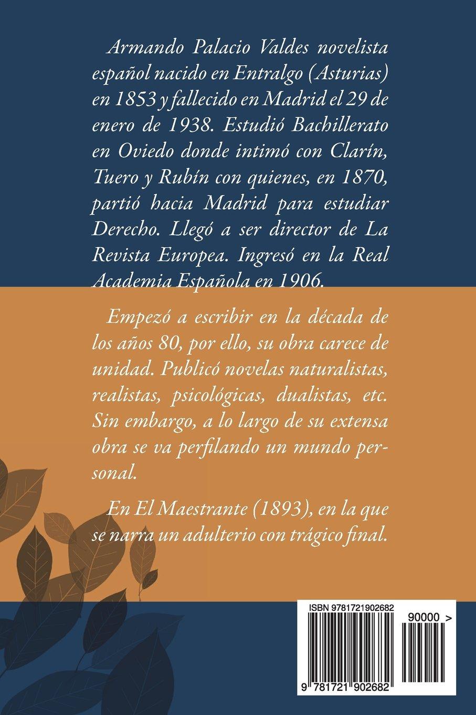 Amazon.com: El Maestrante (Spanish Edition) (9781721902682 ...