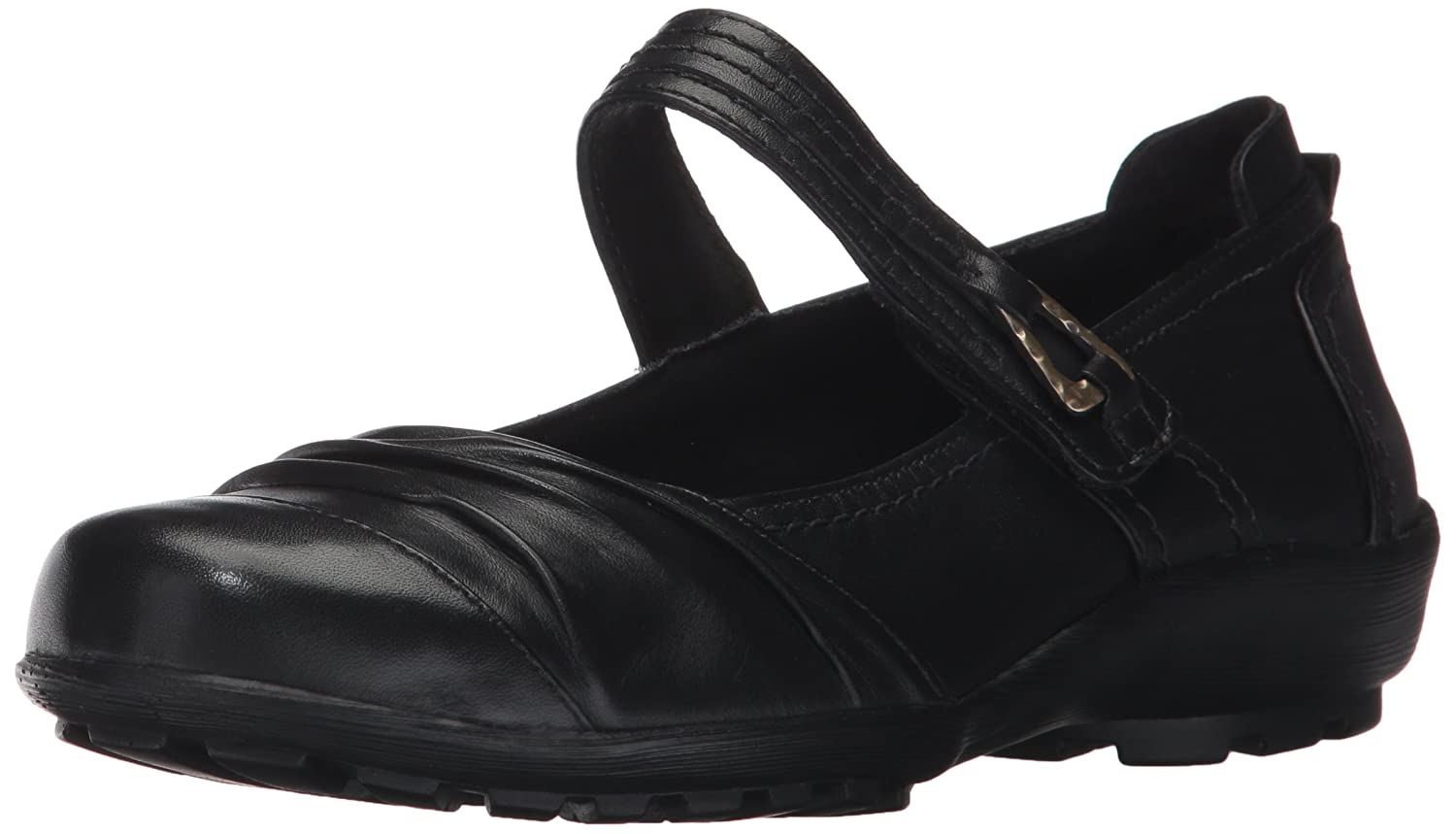Walking Cradles Women's Hayden Loafer B01N7VMIJL 8 XW US|Black Leather