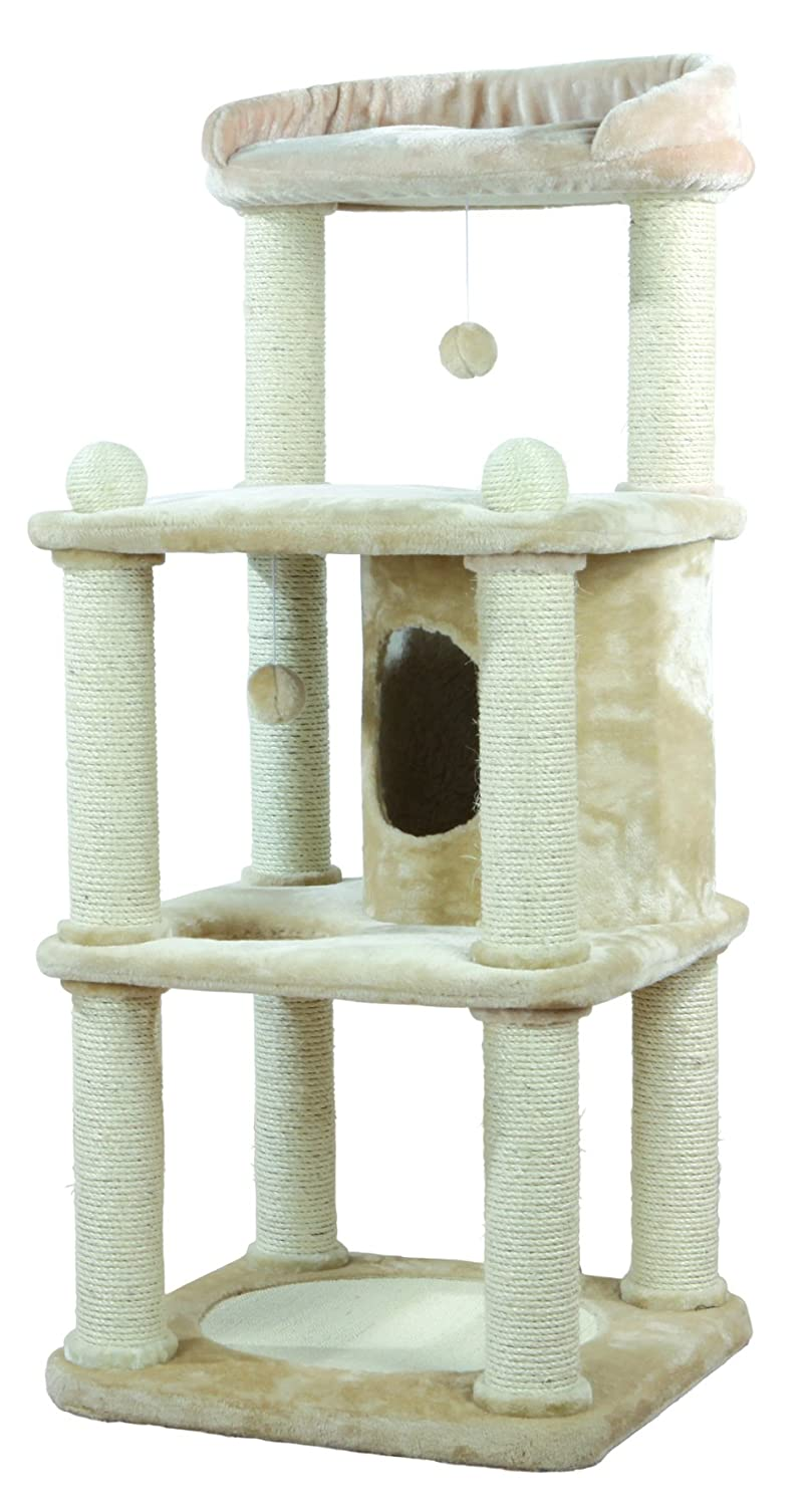 Belinda Fun and Relax House TRIXIE Pet Products Belinda Cat Tree House
