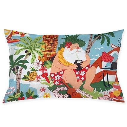 Christmas In Hawaii Party.Amazon Com Christmas In Hawaii Tree Santa Bedroom Apartment